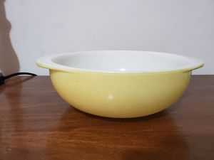 Yellow desert Dawn Pyrex bowl for Sale in Lathrop, CA