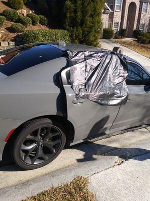 2019 Dodge Charger passenger rear door glass for Sale in Ellenwood, GA