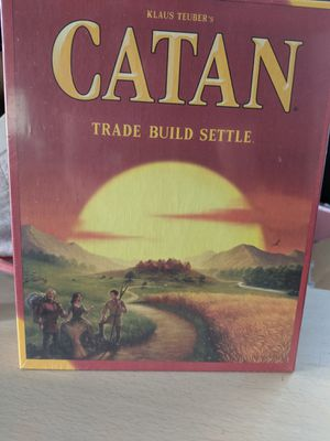 Catan board game new for Sale in Long Beach, CA
