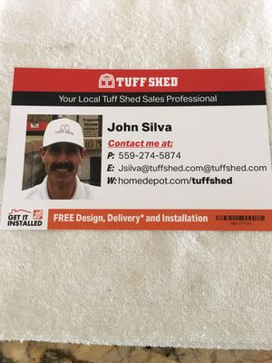 NEW TUFF SHEDS ON SALE!!! for Sale in Fresno, CA