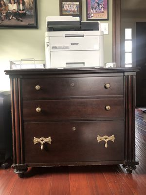 Antique Filing Cabinet for Sale in Wayne, PA