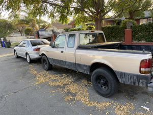1997 ford ranger 2.3l 2wd for Sale in Fontana, CA