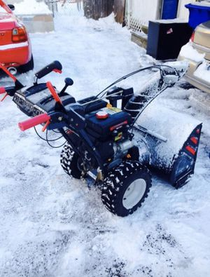 Selling my snowblower for Sale in Pawtucket, RI