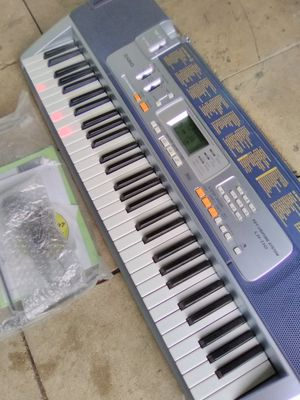Light up Keyboard with microphone for Sale in San Antonio, TX