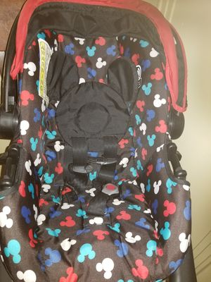 Micky Mouse baby car seat for Sale in Wilson, NC