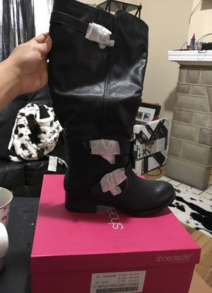 Black calf boot for Sale in Pittsburgh, PA