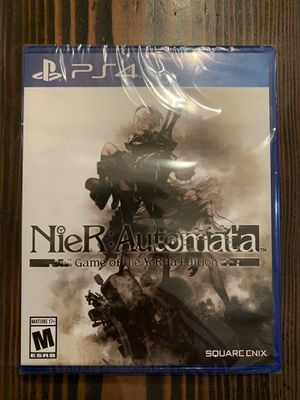 Nier Automata: Game of the YoRHa GOTY Edition for Sony PlayStation 4 PS4 for Sale in Brentwood, CA