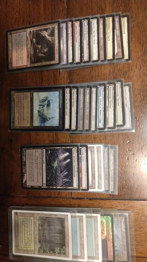 MTG non-basic land collection for Sale in Fresno, CA