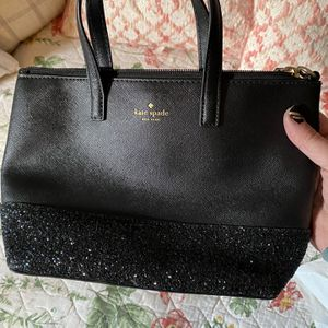 Brand New Kate Spade Black Sparkly Purse for Sale in Hanover, MA