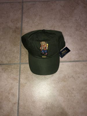 95877adafc0fc Men s Polo Ralph Lauren Bear Hat Brand New With Tags for Sale in Queens