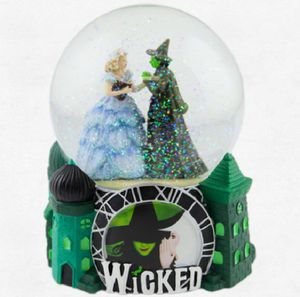 "T. New Large snow globe wicked ""for Good""in box and more items for Sale in Los Angeles, CA"