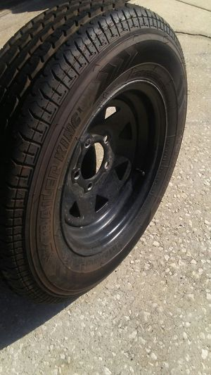 Trailer tires brand new for Sale in Edgewater, FL