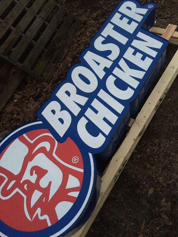 Broaster Chicken Sigh OBO