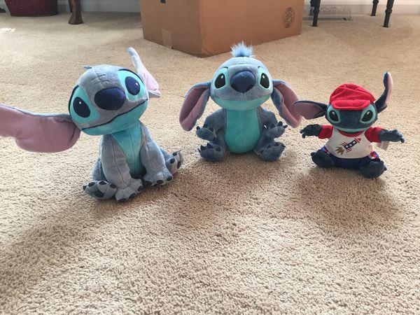 Stitch plush toy
