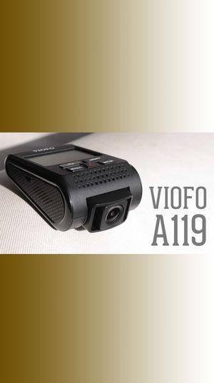 New Viofo A119 V2 Super Capacitor HD 2K 1440P 2560×1440 Car Dash Cam for Sale in Garden Grove, CA