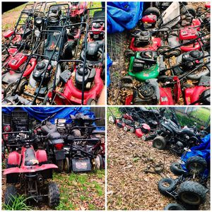 Huge mower/atv deal! Money maker for the right person. for Sale in Alexandria, LA