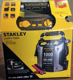 Stanley jumpit 1000A for Sale in Raleigh, NC