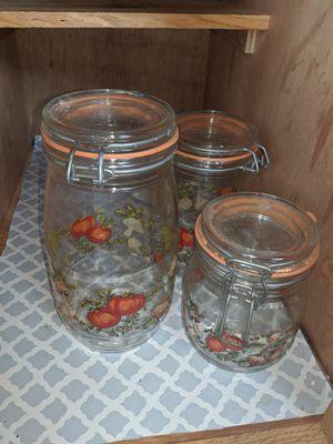 Kitchen jars for Sale in Berea, KY
