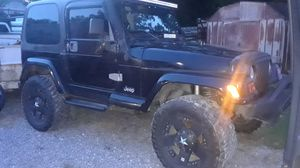 2001 Jeep Wrangler 4×4 6 cylinder for Sale in La Vergne, TN