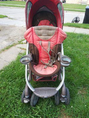 Graco double stroller for Sale in Roseville, MI