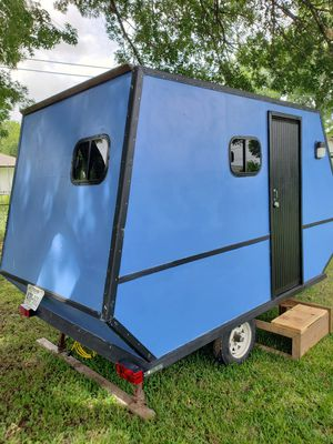 Custom made chan trailer/RV. for Sale in San Antonio, TX