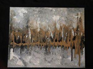 """20"""" x 24"""" Custom Art Artwork Oil Pastel Abstract for Sale in Scottsdale, AZ"""