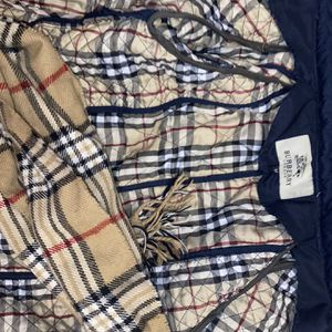 Burberry Women's Jacket & Scarf Size Medium $650 for Sale in Arlington, VA