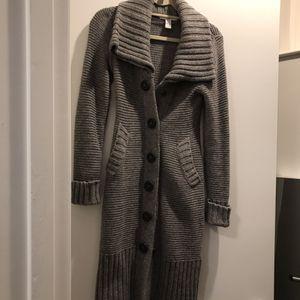 Long Grey Sweater Coat for Sale in Washington, DC