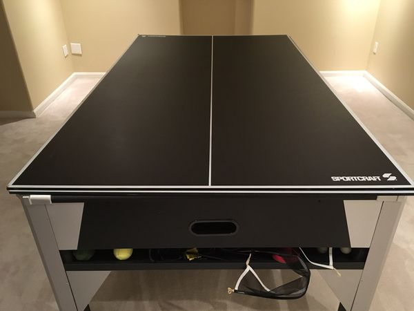 3 in 1 table game