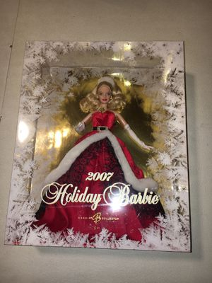 HOLIDAY COLLECTION BARBIE 2007 for Sale in Escondido, CA