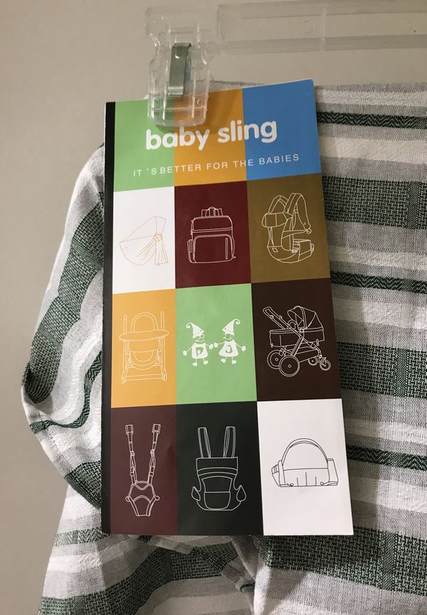 a33c99860ed Cuby baby carrier sling for Sale in Victorville