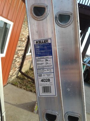 Keller ladder for Sale in Gretna, NE