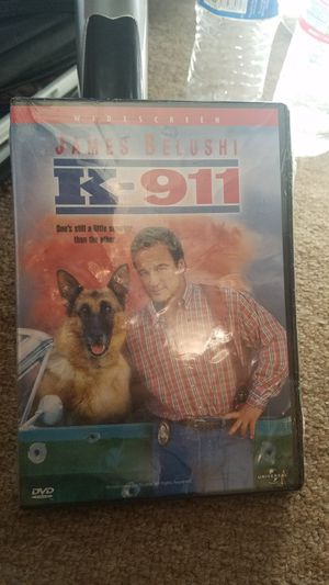 K-911 DVD for Sale in Poway, CA