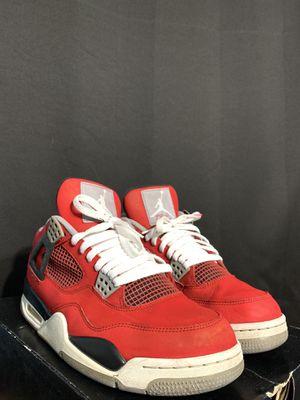 Jordan 4 Toro Size 10.5 for Sale in San Antonio, TX