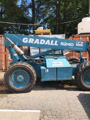 2002 Gradall Forklift for Sale in Yorktown, VA