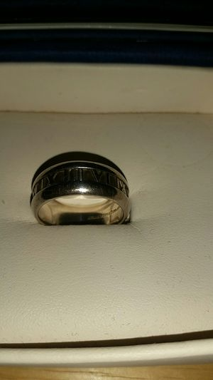 Tiffany & Co. 925 silver Atlas ring for Sale in Tempe, AZ