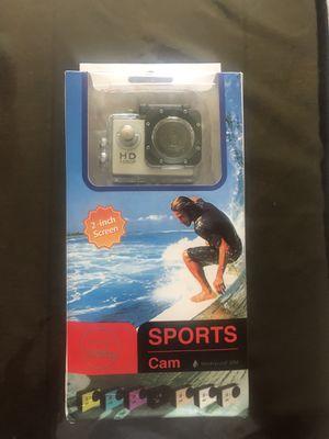 1080p sports cam for Sale in Grand Rapids, MI