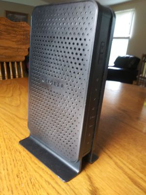 Netgear model 3700 router /modem for Sale in Siloam, NC