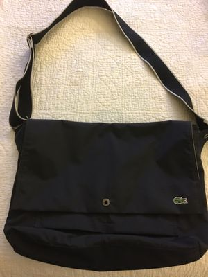 Lacoste Messenger Bag for Sale in San Diego, CA