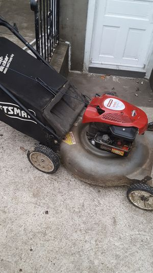 craftsman puch mower for Sale in St. Louis, MO