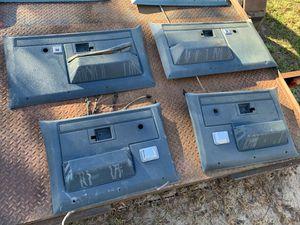 C-10 Squarebody Suburban Blue Door Panels for Sale in Lutz, FL