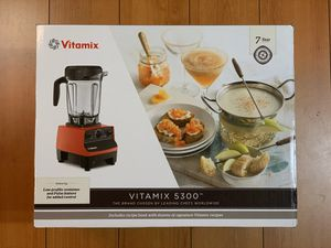 Vitamix High Performance 5300 Blender 64 oz Low Profile Container & Recipe Book VM0102D for Sale in Garden Grove, CA