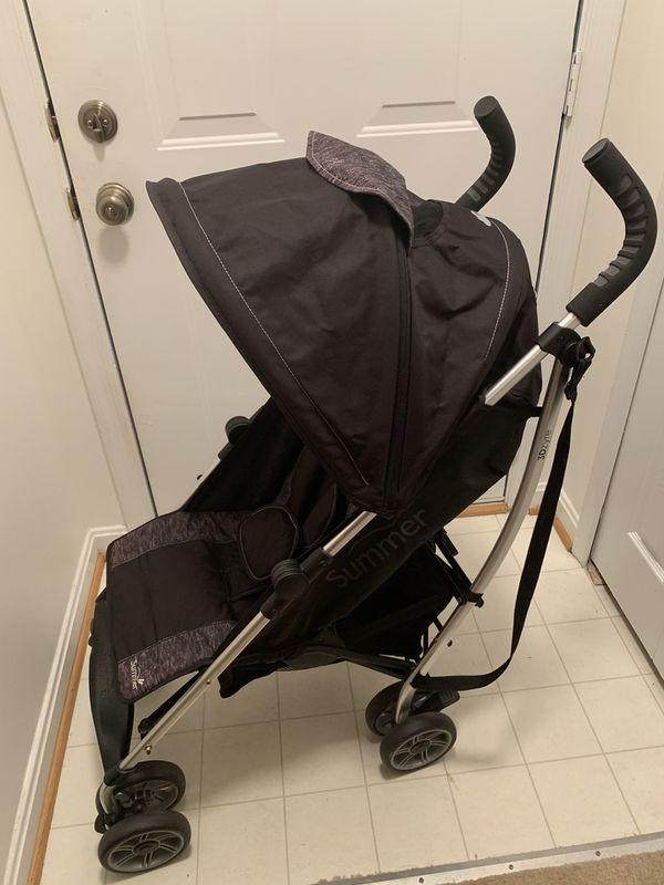 Summer 3D stroller
