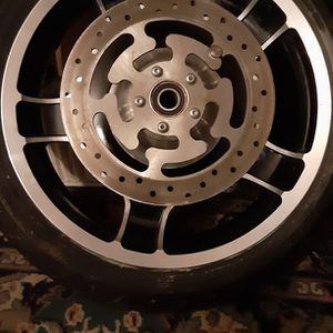 Harley Davidson's motorcycle Front Wheel.new Condition. for Sale in Twinsburg, OH