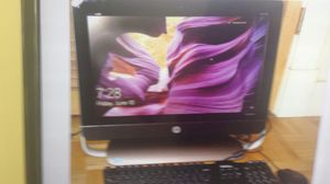 HP ENVY TouchSmart A10 PC 20 inch All In One Desktop Computer for Sale in District Heights, MD