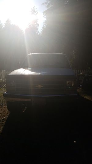 1993 CHEVY BLAZER for Sale in Tacoma, WA