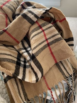 Burberry scarf for Sale in Medford, MA