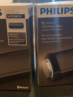 2 Wireless Philips Speakers for Sale in Bowie,  MD