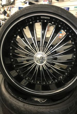 22s rims for Sale in Humble, TX