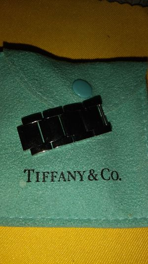 Tiffany&co links for watch for Sale in Henderson, NV